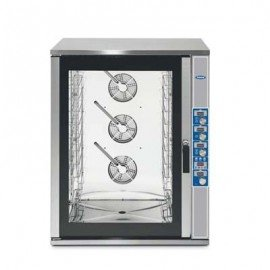 COMBI STEAM OVEN PIRON [900] - 10 PAN GN1/1