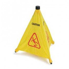 WET FLOOR SIGN - POP UP