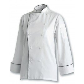 EXECUTIVE CHEF'S JACKETS - MEN LONG SLEEVE