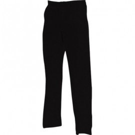 CHEF UNIFORM - TROUSERS BLACK ZIP