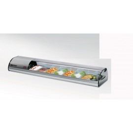 COLD FOOD BAR - COMERSA - 8 INSERT