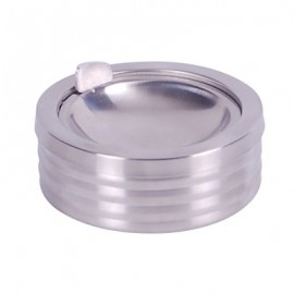 STAINLESS STEEL WIND PROOF ASHTRAY