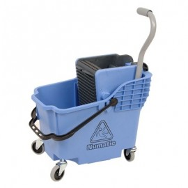 NUMATIC PLASTIC BUCKET AND WRINGER