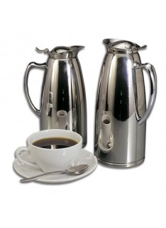 INSULATED SERVER POLISHED 18/10 STAINLESS STEEL 600ml