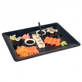 BUFFET PLATTER RECTANGULAR - 430 x 330mm WHITE