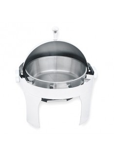 CHAFER ROUND ROLL TOP INFINITI  330mm CONTEMPORARY
