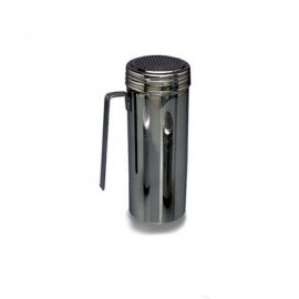 SALT SHAKER STAINLESS STEEL WITH HANDLE  LONG  65 x 185MM