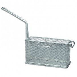 CHIP BASKET SQUARE  280 x 170 x 130MM  HEAVY DUTY