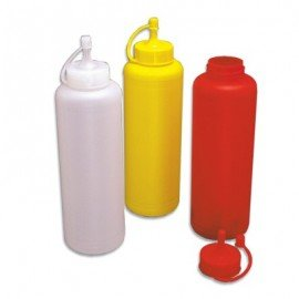 PLASTIC DISPENSER  RED (6 Pack)