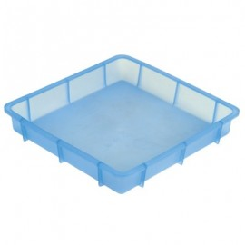 MOULD SILICONE  SQUARE 240 x 240 x 44MM
