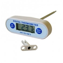 TBAR DIGITAL THERMOMETER (50?C TO +200?C)