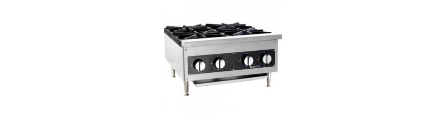 Stoves - Gas
