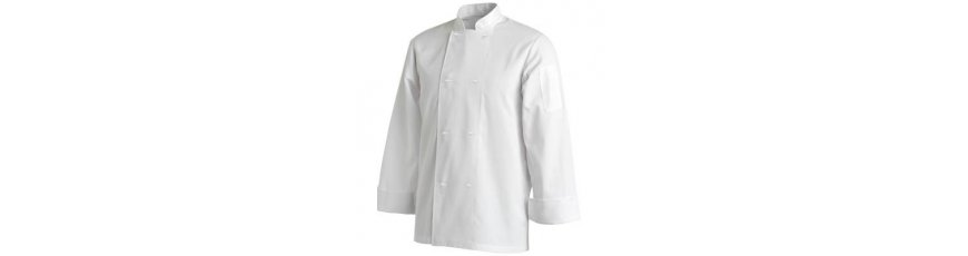 Chef Uniform Basic White
