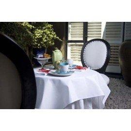 CHEFEQUIP TABLE CLOTH 1500 X 2300 WHITE - RECTANGULAR