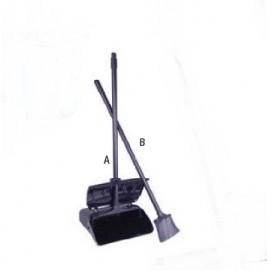 LOBBY BROOM - FOR DUST PAN WITH COVER