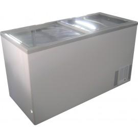520L GLASS SLIDER LOW E  R290a - 22 DEG