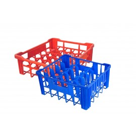 GLASS CRATE LARGE - 30 GLASSES