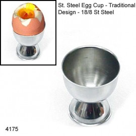 EGG CUP STAINLESS STEEL