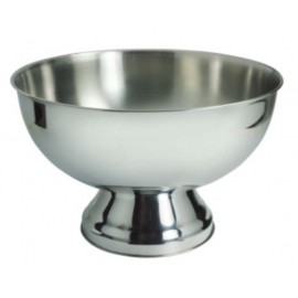 STAINLESS STEEL PUNCH BOWL -34 CM