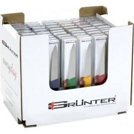 PAIRING KNIFE 100MM COLOUR BOX SET