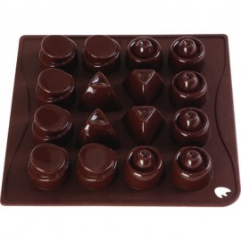 MOULD CHOCOICE 12 PIECE ASSORTED