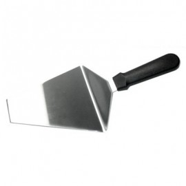 HEAVY DUTY PIZZA CUTTER WITH HANDLE - 130mm