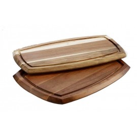 WOODEN SERVING BOARD 255 x 362 x 20 mm