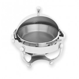 CHAFER ROUND ROLL TOP INFINITI  330mm CLASSIC