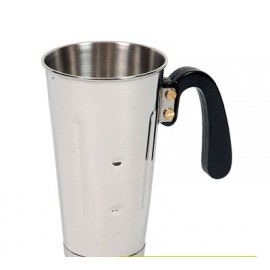 MILK SHAKE CUP S/STEEL WITH HANDLE- 880ML