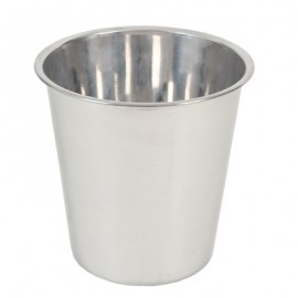 ICE BUCKET STAINLESS STEEL ECONO  215 x 205MM