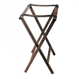 TRAY STAND WOOD
