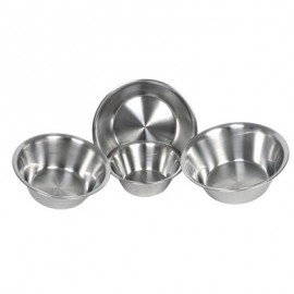 MIXING BOWL TAPERED  MB 1  255 x 80mm (2.4Lt)