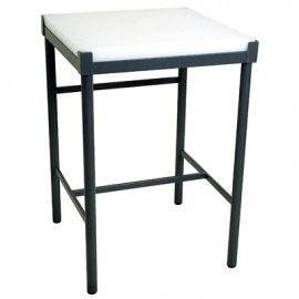 BUTCHER BLOCK AND STAND PE  610 x 610mm