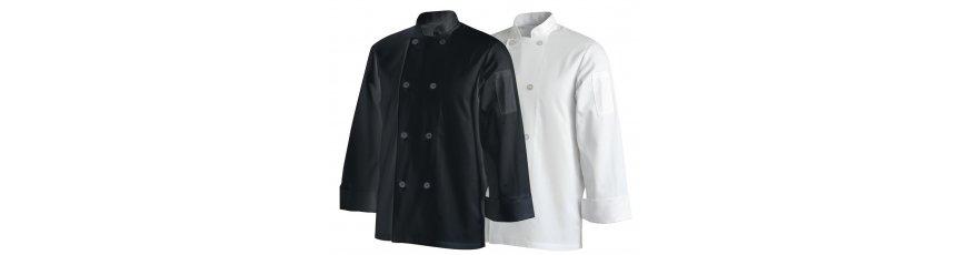 Basic Chef's Jackets Long Sleeve