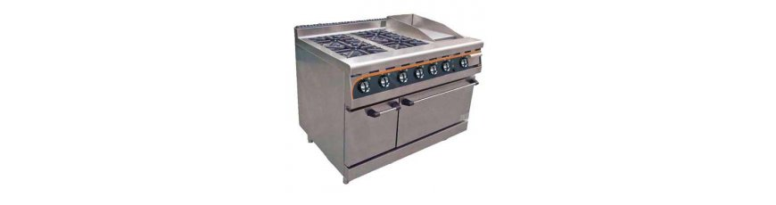 Gas Electric Ovens