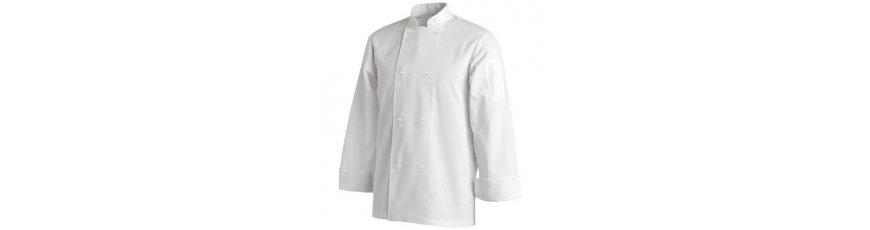 Chef Uniform Basic White