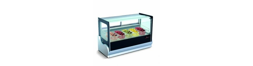Ice Cream Display Fridges