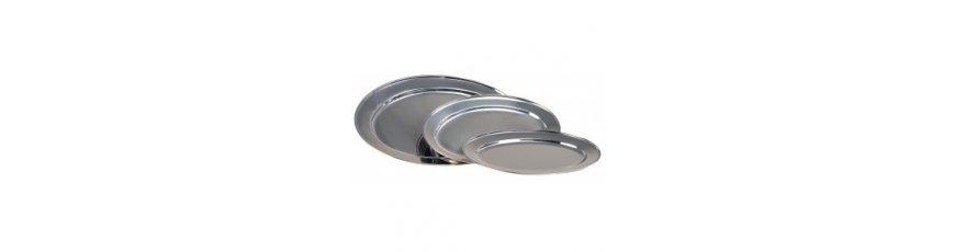 Serving Platter S/Steel