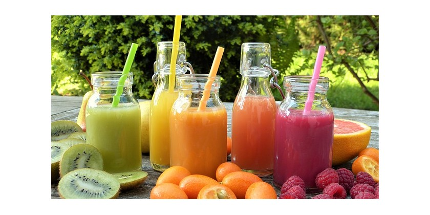 Make Your Own Fresh Fruit Juice