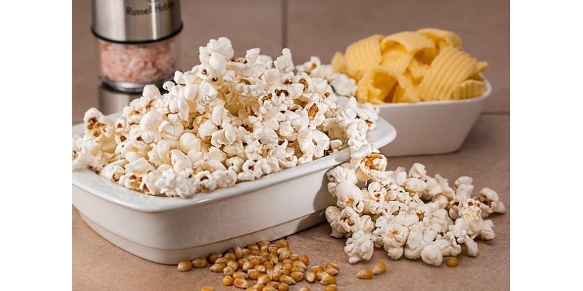 Make Time For The Movies With a Bucket of Popcorn