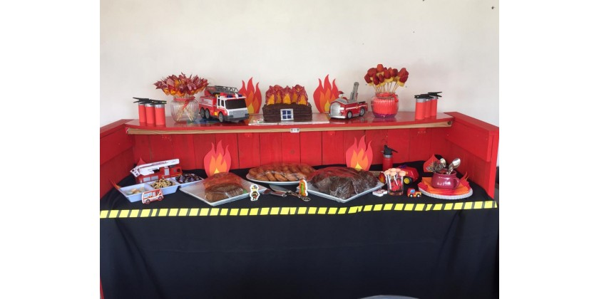 Ideas For a Firefighter Birthday Party You Can Do Yourself
